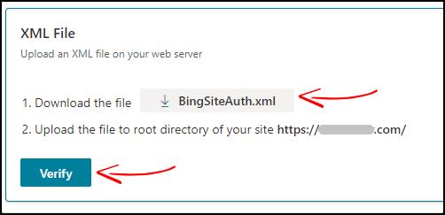 1616048820 712 Como enviar su sitio web a Bing Webmaster Tools