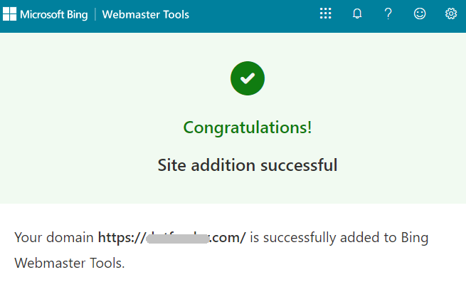 1616048820 948 Como enviar su sitio web a Bing Webmaster Tools